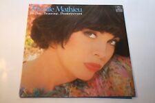Mireille Mathieu - Un peu Beaucoup Passionnement - LP Ariola + OIS
