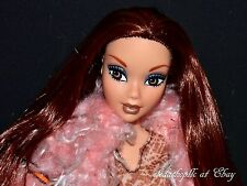 PRETTY MY SCENE CHELSEA BARBIE DOLL AUBURN HAIR with COMPLETE OUTFIT