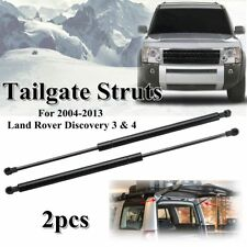 2x Upper Tailgate Boot Gas Struts For Land Rover Discovery 3 & 4 04-13 BHE780060