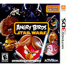 Angry Birds Star Wars 3DS [Brand New]