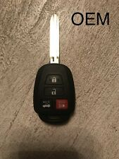 2014-2017 Toyota Camry/ Corolla OEM Remote Head Key 4BTN HYQ12BDM/ HYQ12BEL H