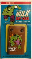 INCREDIBLE HULK KEY-CASE w 1 Gold Key 1978 Marvel MOC