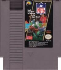 NFL Football - NES Nintendo Game