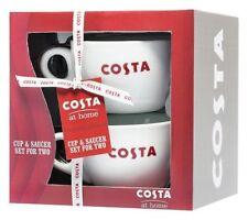 COSTA Del Mar Coffee Cups