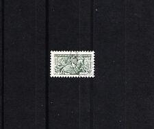 MONACO  sceau du prince 30f  vert   de 1955  num:  419   oblitéré
