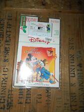 Walt Disney Mickey's Christmas Carol Read Along Book & Cassette
