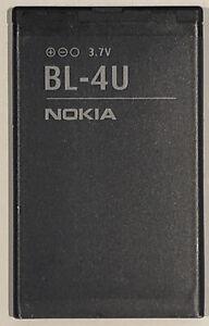 Official Nokia BL-4U Original Replacement Battery 1110mAh