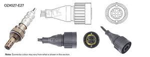 NGK NTK Oxygen Lambda Sensor OZA527-E27 fits BMW 6 Series 635 CSi (E24) 136kw