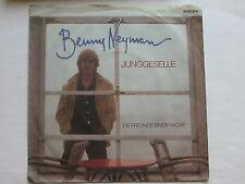 BENNY NEYMAN - Junggeselle (DUITS gezongen)  ############# LUISTER #############