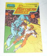 Power Comics # 4 Northern Lights