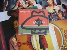 CD Pop Scycs Music 1T Promo POLYDOR