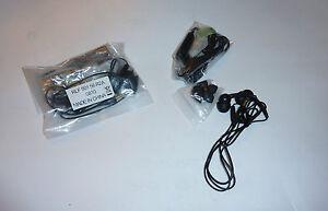 HPM-70 SonyEricsson Stereo Portable Handsfree - Black