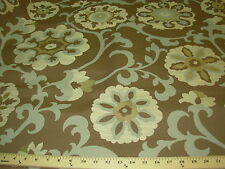 "~BTY~""SUZANI""~BEAUTIFUL WOVEN UPHOLSTERY FABRIC~FABRIC FOR LESS~"