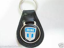 Mini Cooper Keychain Leather Key Chain (#430)