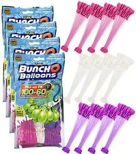 Zuru Bunch o Balloons - 420 Piece - Self-Closing Water Bombs Girls
