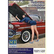 """Masterbox 1:24 scale  - """"Pin-up series, A Short Stop No. 2  MAS24016"""