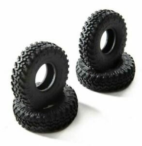 Axial SCX24 1.0 Nitto Trail Grappler M/T Tires (4) AXI31567