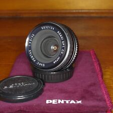 SMC Pentax K 35mm f3.5 very good condition adapt to DSLR or mirrorless