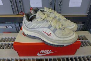 "Nike Air Max 98 ""Summit White"" EU 43 UK 8,5 US 9,5 Jordan High 1 Dunk SB 90 BW"
