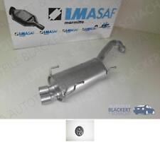 IMASAF Auspuff Endtopf+Anbauteile Toyota Celica Coupe 2.0 Turbo 4x4 1988-1990