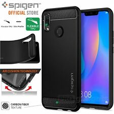 Huawei nova 3i /P Smart Plus Case, Genuine SPIGEN Rugged Armor Soft Cover
