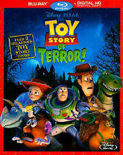 Toy Story of Terror (Blu-ray Disc, 2014, Plus 3 Toy Story Toons)