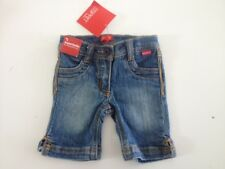 BNWT BABY GIRLS ESPRIT ADJUSTABLE WAIST DENIM PANTS (3 MONTHS) RRP $40