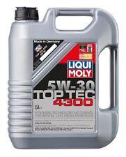 Liqui Moly Top Tec 4300 5W-30 5 Liter LM3741