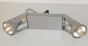 Ruco Licht PICCO 2x70W Strahler HCI/CDM-TC 3-Phasen-Stromschiene Erco 230V