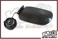 Black Fuel Neck Flap Lid Cap Cover - Porsche Cayenne GTS 9PA 4.8l V8 Parts - KLR