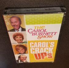 The Carol Burnett Show: Carol's Crack Ups (DVD, 8-Disc Set) tv highlights NEW