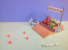 (M334.1) playmobil Set course karting enfant ref 4141