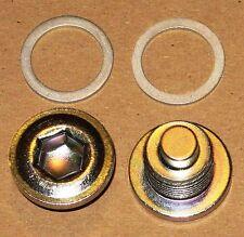 Porsche 911 996 997 Engine Oil Drain Plug Magnetic M18 X 1.5 mm Boxster Cayman