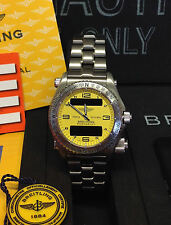 Breitling Wristwatches with Chronograph Titanium Strap