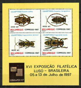 Mozambique Stamp - Insects Stamp - NH
