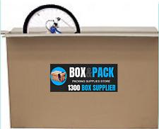 Moving Boxes, BIke Box, Bicycle Box, Bicycle Storage box,  Bike Transport QTY 10