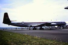 3/779 De Havilland Comet 4C XS235 Canopus Royal Air Force  Kodachrome SLIDE