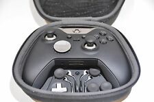 Genuine Official Microsoft Xbox One Elite Wireless Controller with Carrying Case