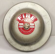 Vintage Cincinnati Time Recorder Hanging Wall Fire Alarm Signal School Business