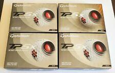 New listing Lot (4) Boxes TaylorMade TP5x Golf Balls! Brand New! No Logos! 48 Balls Total.