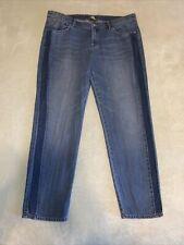 Tommy Bahama BOYFRIEND Mid Rise Stretch Jeans sz 32x29 (Mea 35x30) 👖31H