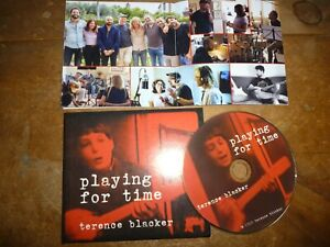 TERENCE BLACKER: Playing For Time: 12 Trks  / 2020 CLEAN