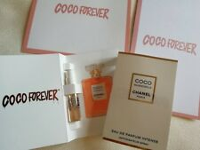 Échantillons parfum Coco Mademoiselle Intense et cartes