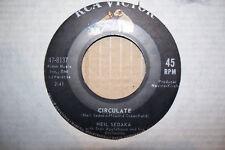 NEIL SEDAKA, CIRCULATE,  RCA RECORDS USA 1961 EX+