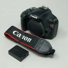 Canon EOS Rebel T3 12.2MP Digital SLR Camera Body - 15K Clicks!