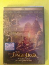 The Jungle Book (DVD, 2016)NEW Authentic Disney US