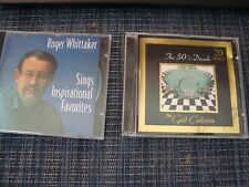 42 Music CDS's -- OLDIES, COUNTRY and GOSPEL   Your choice of $3.50 each