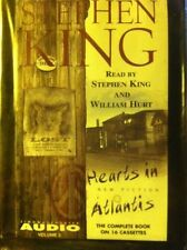Hearts In Atlantis (Cassette Tapes Vol. 2) -Read By Stephen King & William Hurt
