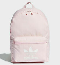 Adidas originals Classic adicolour Backpack Bag pink school gym men women's new