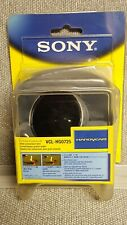 Sony VCL-HG0725 25mm 0.7x High Resolution Wide Angle Conversion Lens NEW